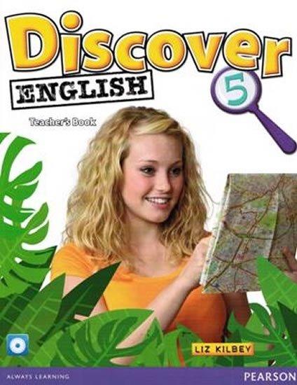 Kilbey Liz: Discover English CE 5 Teacher´s Book