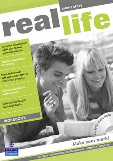 Foody Liz: Real Life Elementary Workbook CZ Edition