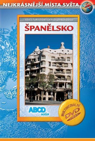 neuveden: Španělsko - Nejkrásnější místa světa - DVD