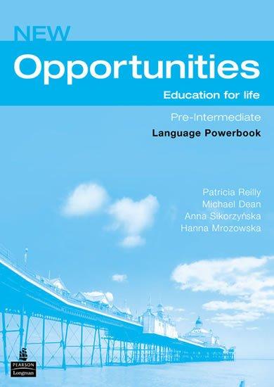 Reilly Patricia: New Opportunities Pre-Intermediate Language Powerbook