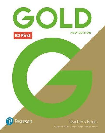 Annabell Clementine: Gold B2 First Teacher's Book with Portal access and Teacher's Resou