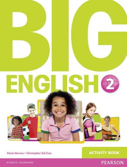 Herrera Mario: Big English 2 Activity Book