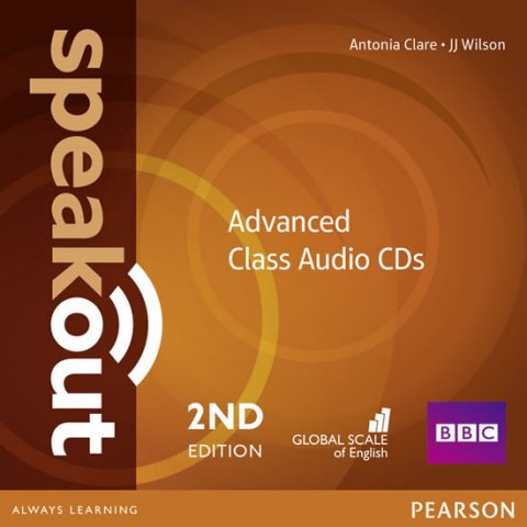 Clare Antonia: Speakout 2nd Edition Advanced Class CDs (2)
