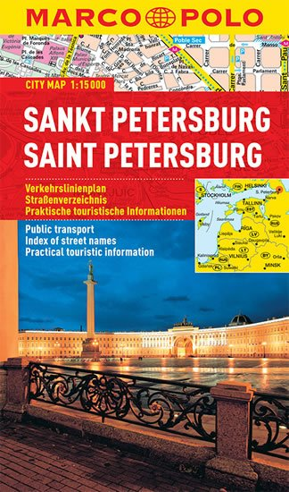 neuveden: Sankt Petersburg - lamino