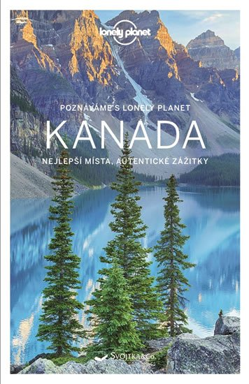 neuveden: Poznáváme Kanada - Lonely Planet