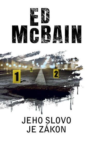 McBain Ed: Jeho slovo je zákon
