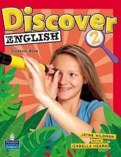 Wildman Jayne: Discover English CE 2 Students´ Book (International version)