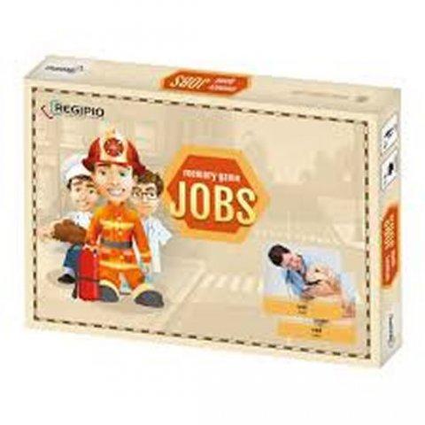 neuveden: Memory Game - Jobs