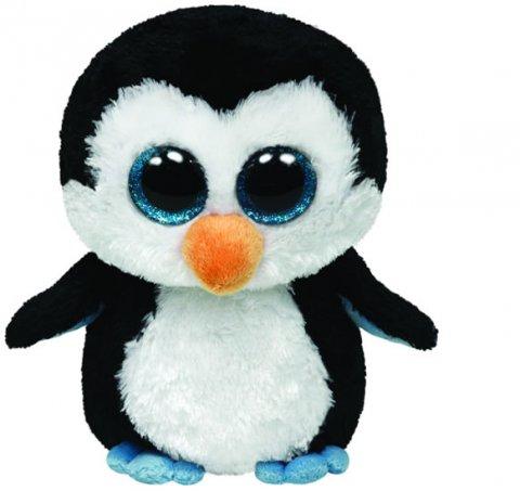 neuveden: TY Beanie Boos WADDLES - tučňák 15 cm