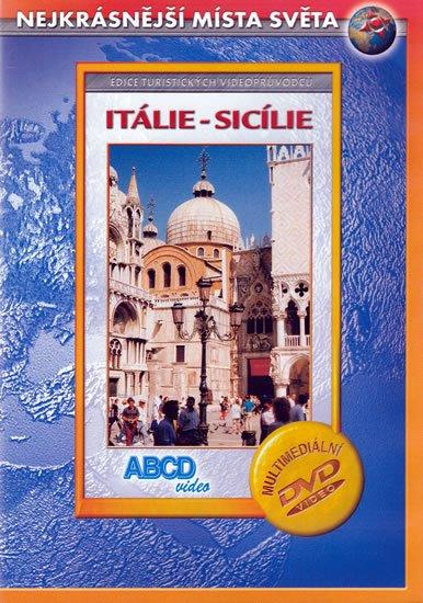 neuveden: Itálie - Sicílie - Nejkrásnější místa světa - DVD