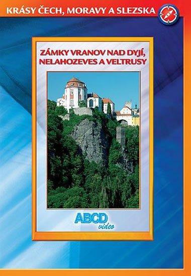 neuveden: Vranov nad Dyjí, Nelahozeves a Veltrusy DVD - Krásy ČR