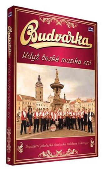 neuveden: Budvarka - Když česká muzika zní  - DVD