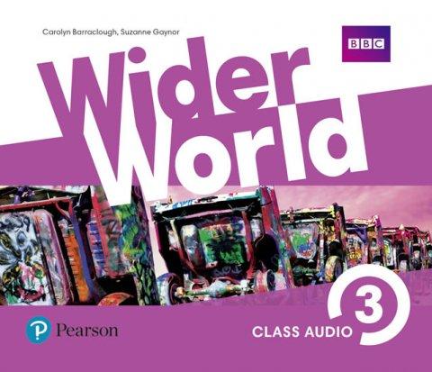 neuveden: Wider World 3 Class Audio CDs