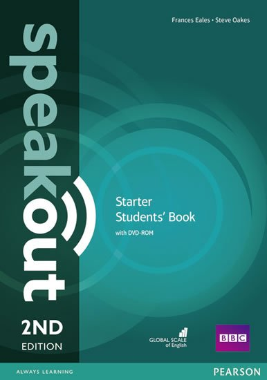 Eales Frances: Speakout 2nd Edition Starter Students´ Book w/ DVD-ROM Pack