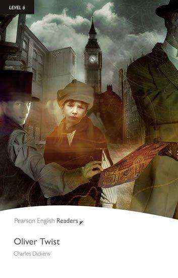 Dickens Charles: PER | Level 6: Oliver Twist Bk/MP3 Pack