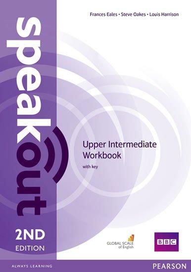 Harrison Louis: Speakout 2nd Edition Upper Intermediate Workbook w/ key