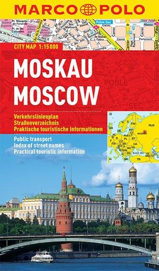 neuveden: Moskva - lamino