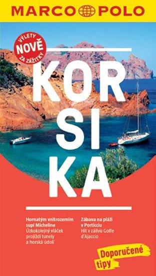 neuveden: Korsika / MP průvodce nová edice