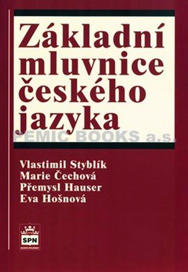 Styblík a kolektiv Vlastimil: Základní mluvnice českého jazyka