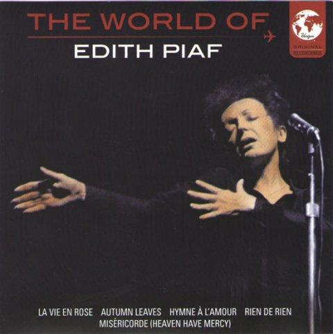 Piaf Edith: The World Of Edith Piaf - 2CD