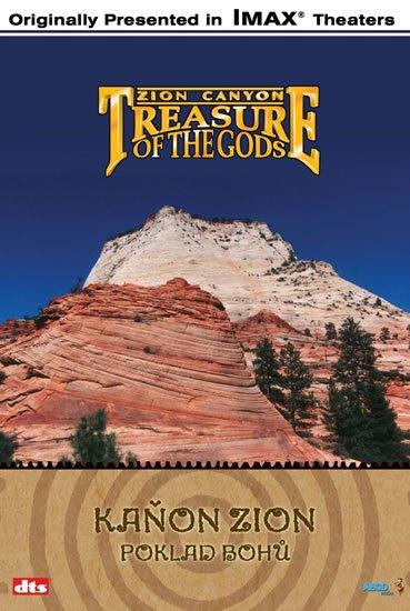 neuveden: Kaňon Zion - Poklad bohů - DVD