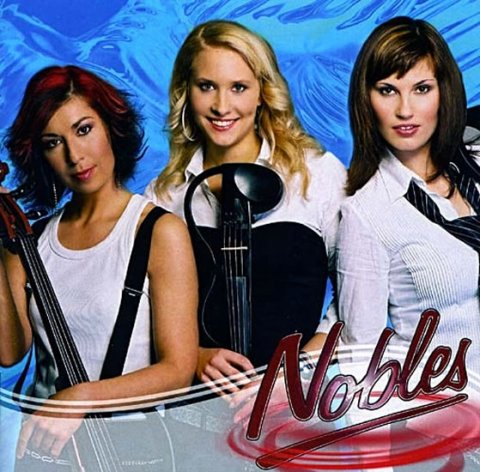 neuveden: Nobles - CD
