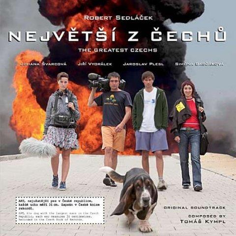 neuveden: Největší z Čechů - CD (hudba z filmu)
