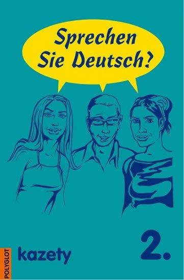 kolektiv: Sprechen Sie Deutsch 2: kazety