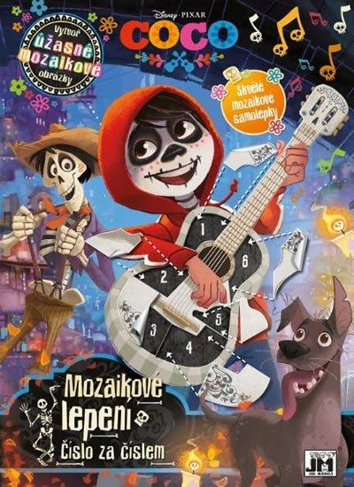 Disney Walt: Coco - Mozaikové lepení