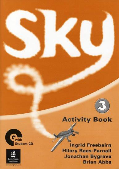 Freebairn Ingrid: Sky 3 Activity Book w/ CD Pack