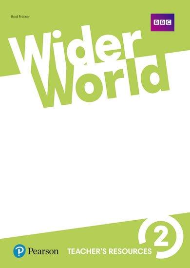 Fricker Rod: Wider World 2 Teacher´s Resource Book