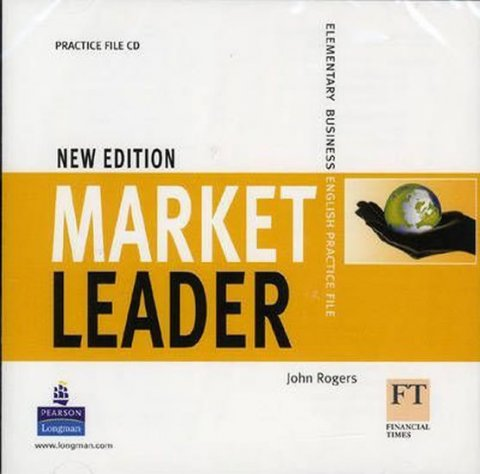 Rogers John: Market Leader New Edition Elementary Practice File CD