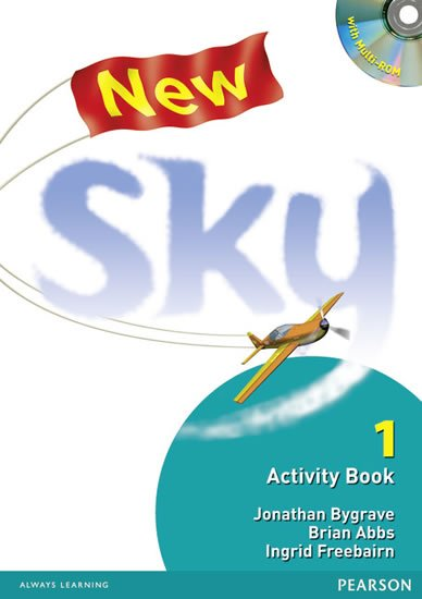 Bygrave Jonathan: New Sky 1 Activity Book w/ Students´ Multi-Rom Pack
