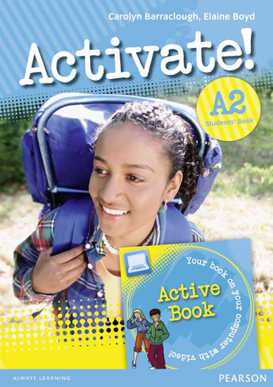 Barraclough Carolyn: Activate! A2 Students´ Book