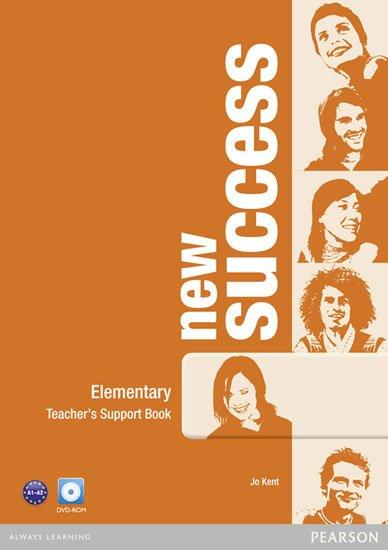 Kent Jo: New Success Elementary Teacher´s Book w/ DVD-ROM Pack