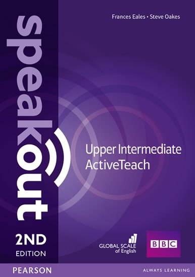 Eales Frances, Oakes Steve: Speakout 2nd Edition Upper Intermediate Active Teach