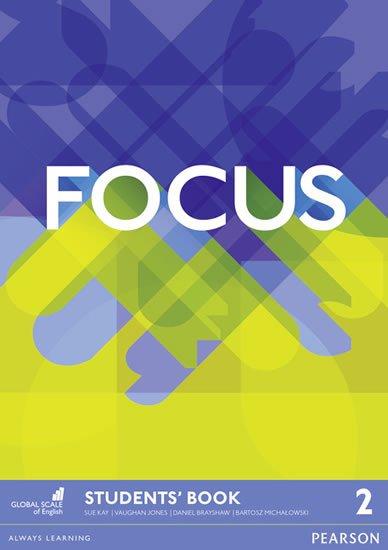 Jones Vaughan: Focus 2 Students´ Book