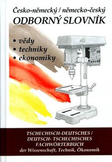 Hegerová a kolektiv Věra: Česko-německý, německo-český odborný slovník + CD