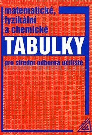 Macháček M., Mikulčák J., Zemánek F.: Matematické, fyzikální a chemické tabulky pro SOU