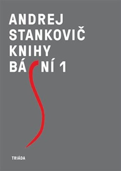 Stankovič Andrej: Knihy básní 1+2 (2 knihy)