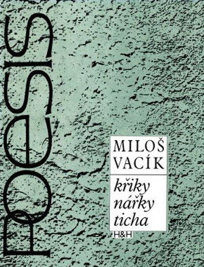 Vacík Miloš: Křiky nářky ticha