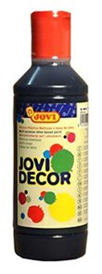 neuveden: JOVI DECOR - akrylová barva 250ml černá