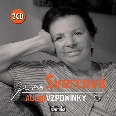 Švorcová Jiřina: Jiřina Švorcová - Audiovzpomínky - 2 CD
