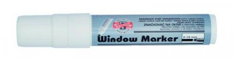 neuveden: Koh-i-noor znackovač na okna bílý