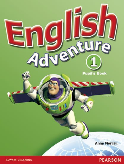 Worrall Anne: English Adventure 1 Pupil´s Book plus Picture Cards