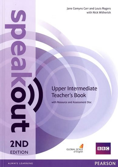 Rogers Louis: Speakout 2nd Edition Upper Intermediate Teacher´s Guide w/ Resource & Asses