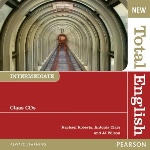 Roberts Rachael: New Total English Intermediate Class Audio CD
