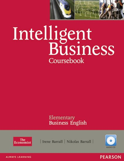 Barrall Irene: Intelligent Business Elementary Coursebook w/ CD Pack