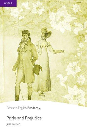 Austenová Jane: PER   Level 5: Pride and Prejudice Bk/MP3 Pack
