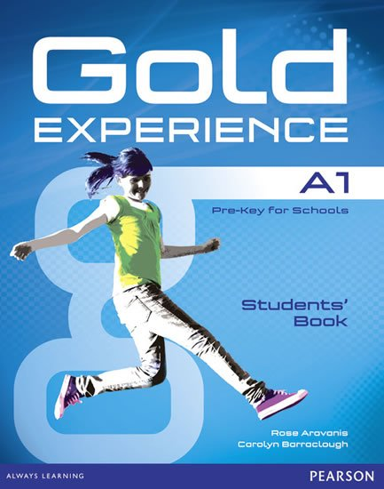 Aravanis Rosemary: Gold Experience A1 Students´ Book w/ DVD-ROM Pack